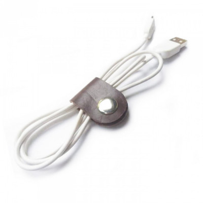 klip-kabel-kulit-asli-leather-cable-clips-leather-cable-organize-warna-coklat