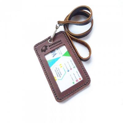 name-tag-id-kulit-asli-logo-kementerian-perdagangan-garansi-1-tahun