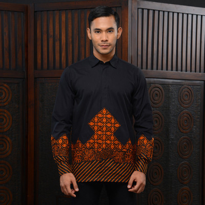 kemeja-batik-adinata-archipelago-texture