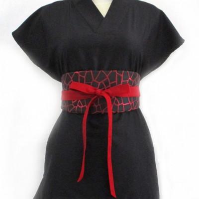 koinobori-red-coral-obi-belt-ikat-pinggang-wanita