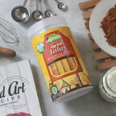 snack-gluten-free-egg-roll-talas-toples-pawon-narasa