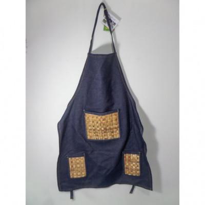 bengok-apron-mom_celemek-enceng-gondok-handmade