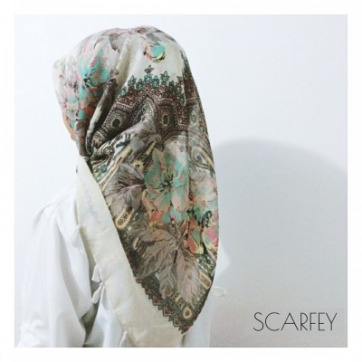 floral-tassel-scarf