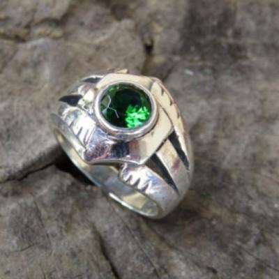 cincin-perak-motif-simpel-batu-green-quartz-100317