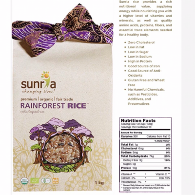 sunria-rainforest-organic-rice-beras-organik