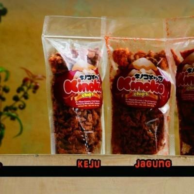 kripik-jamur-kinoko-chips