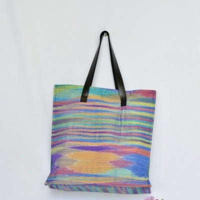 tas-totebag-mini-lurik-tali-kulit