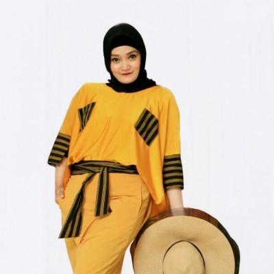 lurik-ethnic-candy-atasan-lurik-yellow