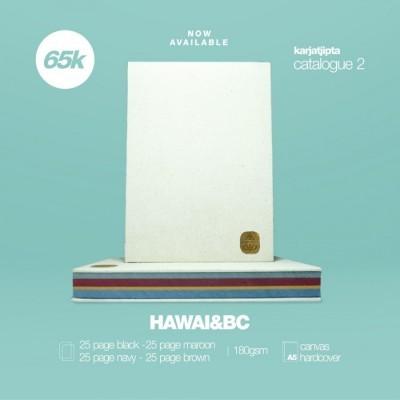 hawai-bc-handmade-sketchbook