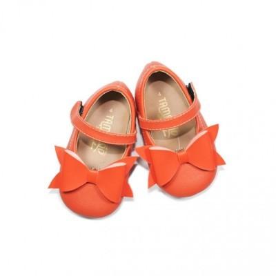 sepatu-bayi-perempuan-tamagoo-gwen-orange-baby-shoes-prewalker-murah