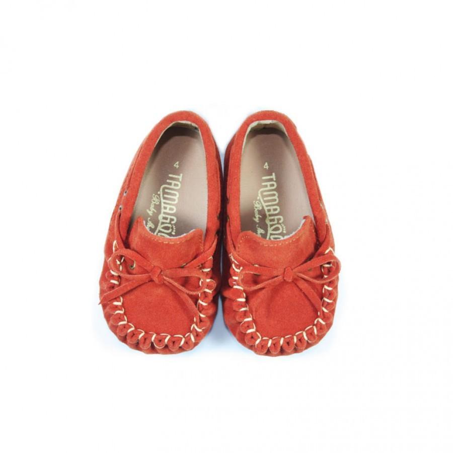 Sepatu Bayi Laki-laki Tamagoo-Marc Orange Baby Shoes Prewalker Murah ... 67063e49df