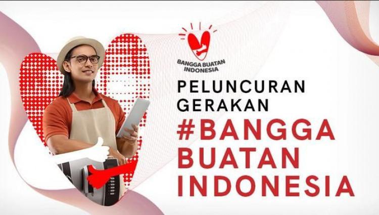 Presiden Resmikan Gerakan Nasional #BanggaBuatanIndonesia